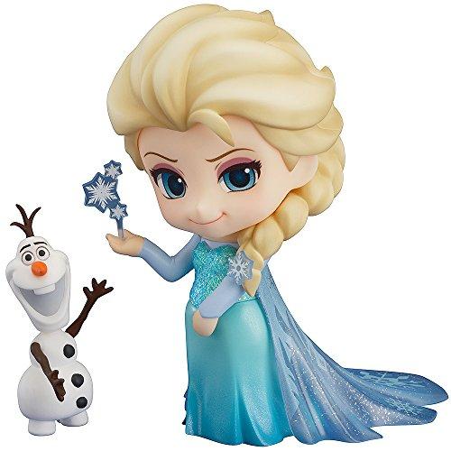 アナと雪の女王 ねんどろいど エルサ (ノンスケール ABS&ATBC-PVC 塗装済み可動フィギュア)