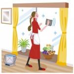 窓ガラスの大掃除をしよう!簡単にピカピカにするコツは?