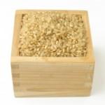 玄米は便秘解消に効果はあるの?白米と比べて食物繊維は豊富なの?