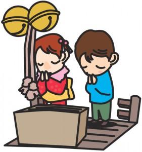神社の参拝の正しい仕方~二礼二拍手一礼 願掛けで大切なこと&参拝の後は?