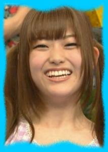 松村沙友理の太った画像