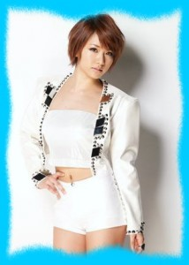 E-girls Ayaの画像