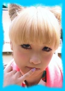 E-girls Amiの髪型のやり方!すっぴん画像も公開!