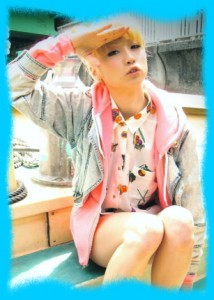 E-girls Amiの画像