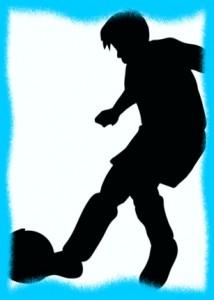 Jリーガーの画像