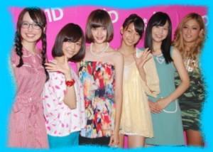 ミスiD(アイドル)2013の画像