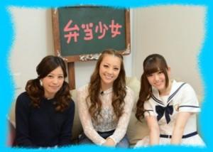 E-girls Shizukaと松村沙友理の画像2