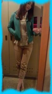 滝裕可里の私服画像