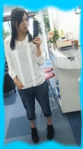 広瀬アリスの私服画像3
