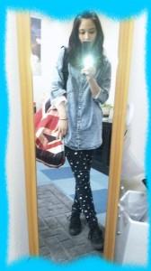 広瀬アリスの私服画像4