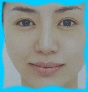 井川遥のすっぴん画像