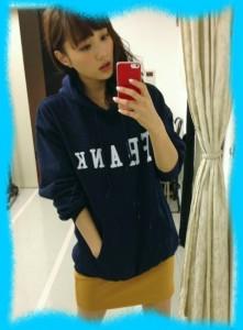 鈴木友菜の私服画像4
