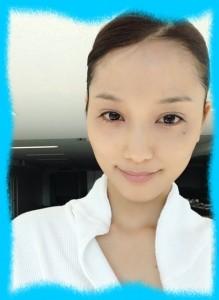 高田有紗のすっぴん画像