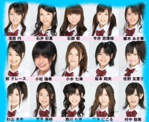 AKB48の8期研究生