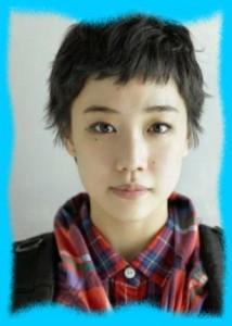 蒼井優のショートの髪型画像
