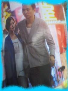 真木よう子と長塚圭史の不倫画像