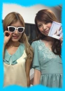ローラと宮田聡子の画像
