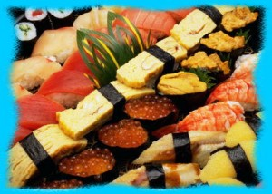 お寿司のイメージ画像