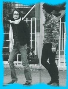 柴咲コウと三宅健の画像