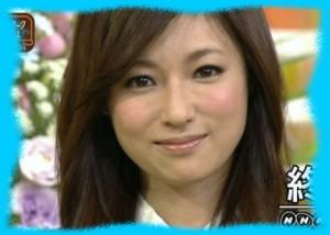 深田恭子の顔が変化した画像