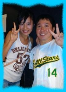 小島瑠璃子と田中裕二の画像