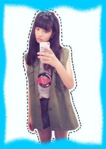 小松菜奈の私服画像2