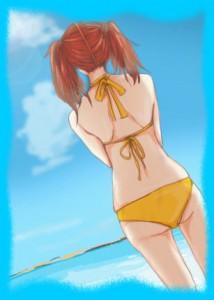 水着のイメージ画像