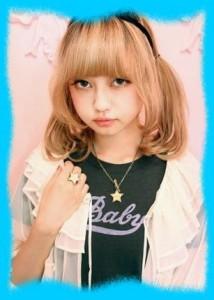 中村里砂は人形みたいでかわいい!怖い!?水沢アリーに似てるかな?