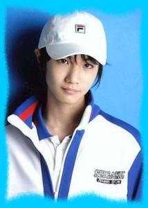 テニスの王子様 越前リョーマの桜田通の画像