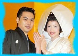 柳楽優弥と豊田エリーの画像