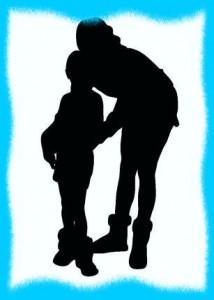 知念里奈と息子のイメージ画像