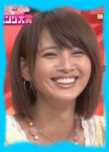 加藤夏希の差し歯の画像1