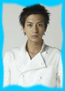 三浦翔平の短髪画像