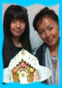 田中律子と田中さやの画像2