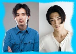 松田龍平と松田翔太の画像