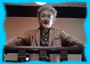 吉田鋼太郎のカラマーゾフの兄弟の画像