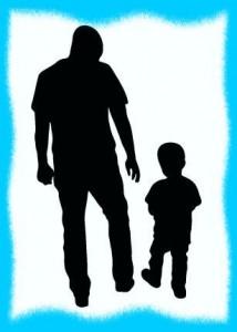 おじいちゃんと孫のイメージ画像