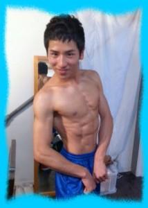 大内田悠平の筋肉の画像1