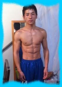 大内田悠平の筋肉の画像2