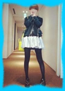 篠田麻里子の私服画像4