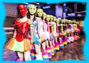 仮面女子が元気種☆でオリコン1位獲得!冠番組もスタート!