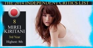 世界で一番美しい顔の2014年ランキング 桐谷美玲の画像