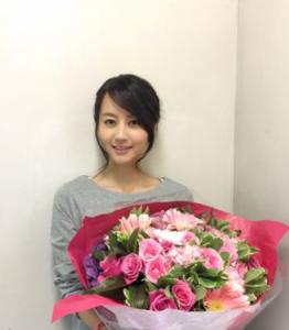 堀北真希、結婚祝福に笑顔でファンに感謝 「これからも応援していただけたら嬉しいです!」