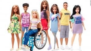 バービー人形に車いすや義足のキャラクターが登場 障害を持った人々は「何も悪くない」、美しさの多様性広げる2