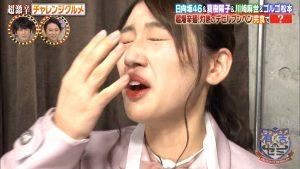 【日向坂46】佐々木美玲 超激辛グルメを完食!「かわいいけど、根性すごい!」驚きの声殺到 6