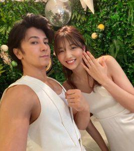 武田真治(47)が結婚 お相手は22歳下のモデル・静まなみ2